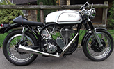500cc Manx Norton Road Engine