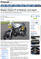 The Saturday Telegraph Belgian Classic TT Race Report