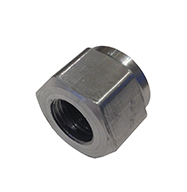 Front Wheel Spindle Nut