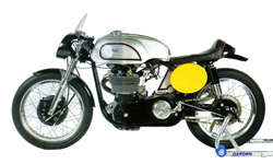 Manx Norton 30M 500cc Race Bike