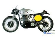 Norton Race Bikes